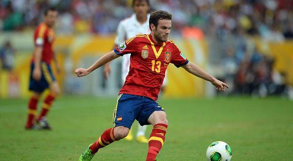 Futbolista español Juan Mata visitará RD