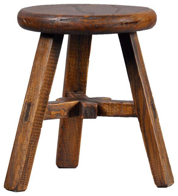 Natural Round Bixby Mini Stool asian-kids-step-stools-and-stools