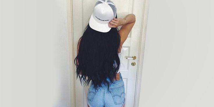 Fotos con peinados 'tumblr' que debes intentar si tienes cabello largo