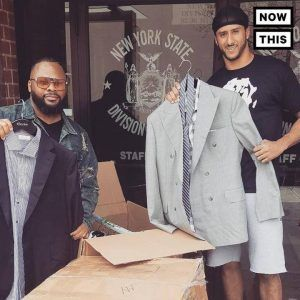 Colin Kaepernick donated 50 of his own suits to former inmates to help them find jobs #news #alternativenews