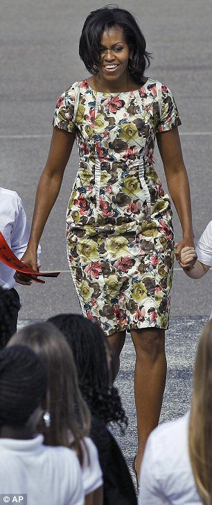 books that have Michelle Obama's entire wardrobe collection - Google Search