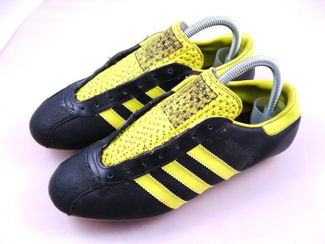 vintage ADIDAS BECKENBAUER SUPER Football Boots 6 rare