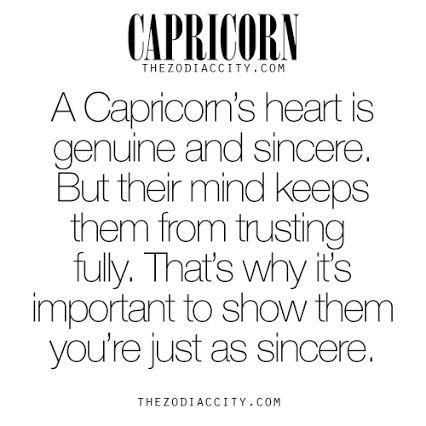 Personality Horoscope! - Capricorn - Community - Google+