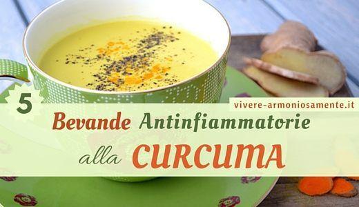 5 bevande alla curcuma con potere antinfiammatorio per lenire i dolori articolari, disintossicare il corpo, calmare i dolori dell'artrite reumatoide