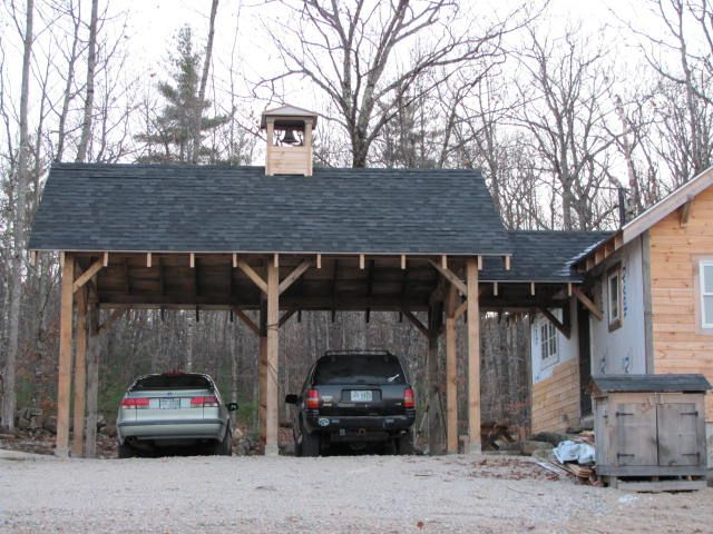 11 best house additions images on pinterest carport for Carport additions