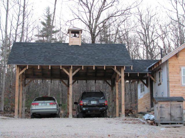 11 best HOUSE ADDITIONS images on Pinterest  Carport designs Carport plans and Detached garage