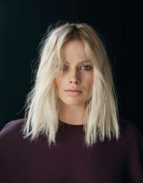 Margot Robbie - Hair
