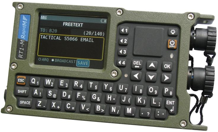 RT1-M Tactical 5066 Terminal for Legacy Radios