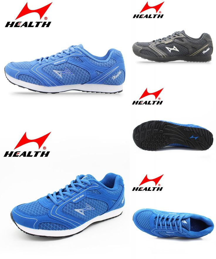 [Visit to Buy] Health MAN RUNNING SHOES for men urh sport shoes shock absorption runing marathon shoes breathable max women sneakers size 36-45 #Advertisement