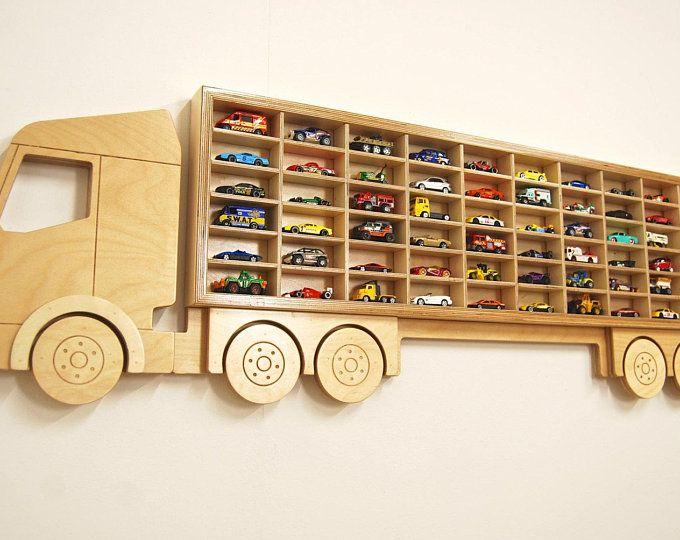 toy car storage truck hot wheels