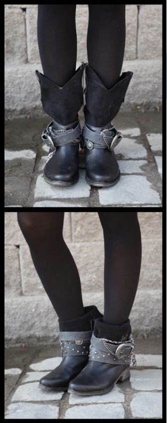 Te presentamos las nuevas botas/botines Romano 140451: son 100% cuero, diseñadas y fabricadas en Chile, hechas a mano, con un taco de 4 cm y se destacan por su transformación y varias posiciones; y no está demás decir que los cinturones se pueden sacar y poner cuantas veces quieras y como quieras! <3