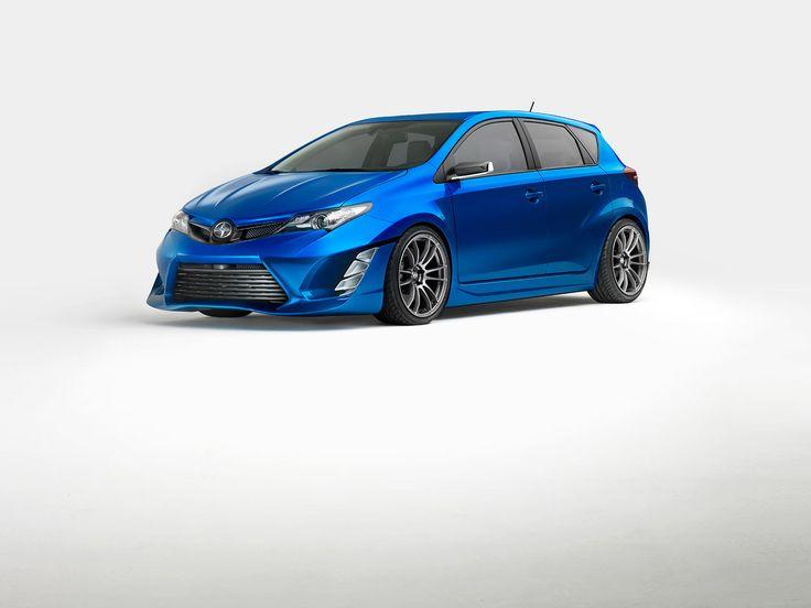 Scion iM Concept Car | Scion.com