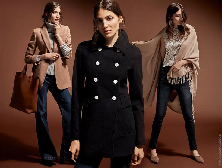 Moda otoño invierno 2017 Etiqueta Negra Mujer | Vestidos, pantalones, blusas, pantalones oxford invierno 2017. | Moda 2017 Mujer