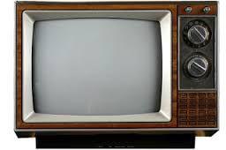 Resultado de imagen para televisor antiguo y moderno