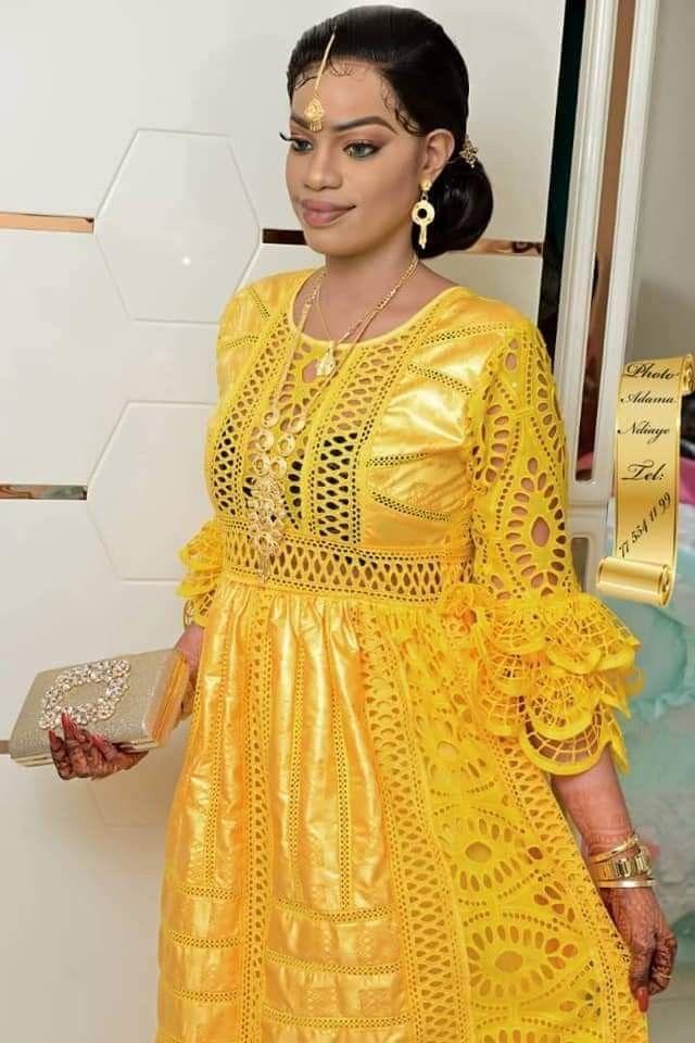 Épinglé Par Lea Poadiague Sur Robe Africaine Mode