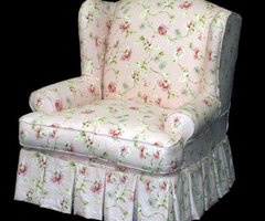 Cottage Haven Collection Slipcovered Amp Upholstered