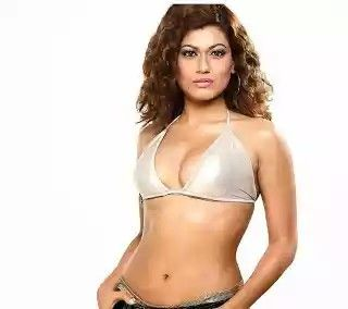 How s my cleavage show - Payal Rohatgi -