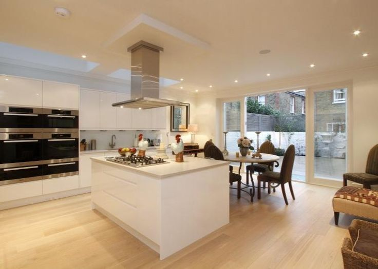 quarrendon kitchen extension I worked on back in 2009
