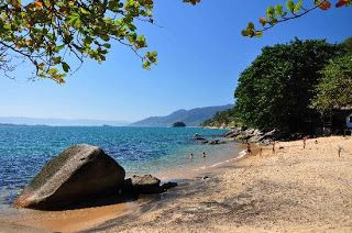 Praia do Portinho, em Ilhabela. Fotos, informações e dicas de hotéis e pousadas.