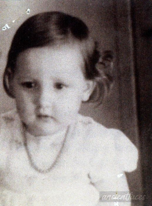 Ursula Gentsch was only 4 when she was sadly murdered at Majdanek concentration camp on May 5, 1942