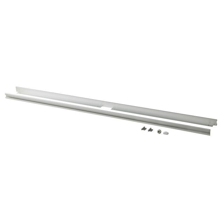 BESTÅ Binario per ante scorrevoli - 120 cm - IKEA (per porta lavanderia)