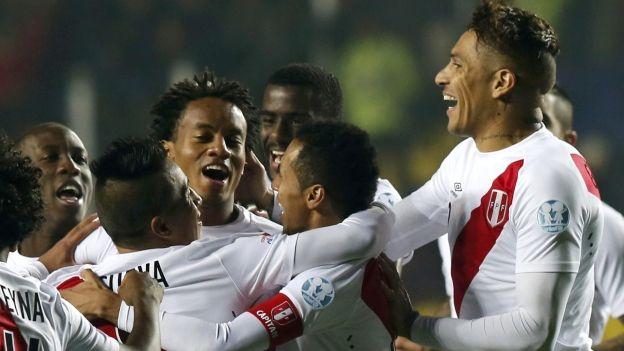 Perú está en el puesto 46 del ranking FIFA. (Reuters)