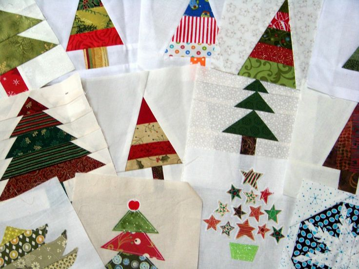 105 best modern christmas quilts images on Pinterest | Christmas ... : christmas quilt projects small - Adamdwight.com