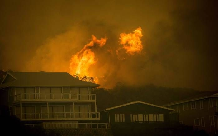 [GALLERY] THE GARDEN ROUTE FIRES IN PICTURES