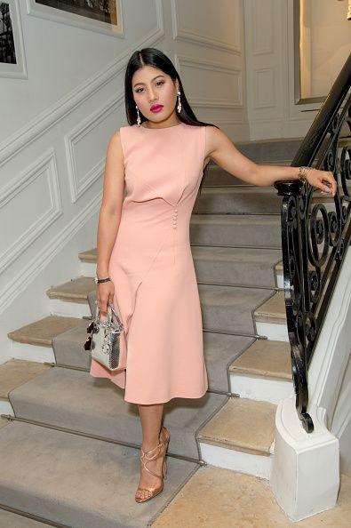 Princess Sirivannavari Nariratana of Thailand attends the Christian Dior Haute Couture Fall/Winter 2016-2017 show as part of Paris Fashion Week on July 4, 2016 in Paris, France.