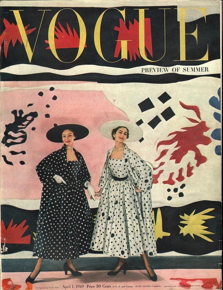 Vogue, April 1st, 1949