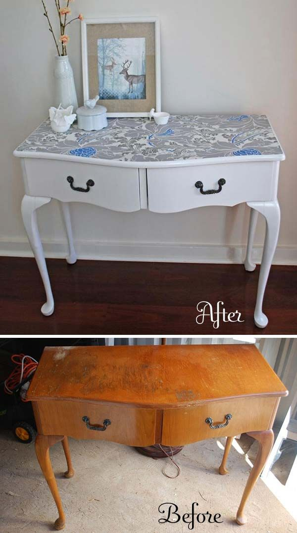 You may have some pieces of furniture that look old. You want to make them look shiny, but you are not willing to replace them. Because you have been accustomed to use them or for the reason of budget. No matter what the reason is, you just want to make your furniture have some makeovers. […]