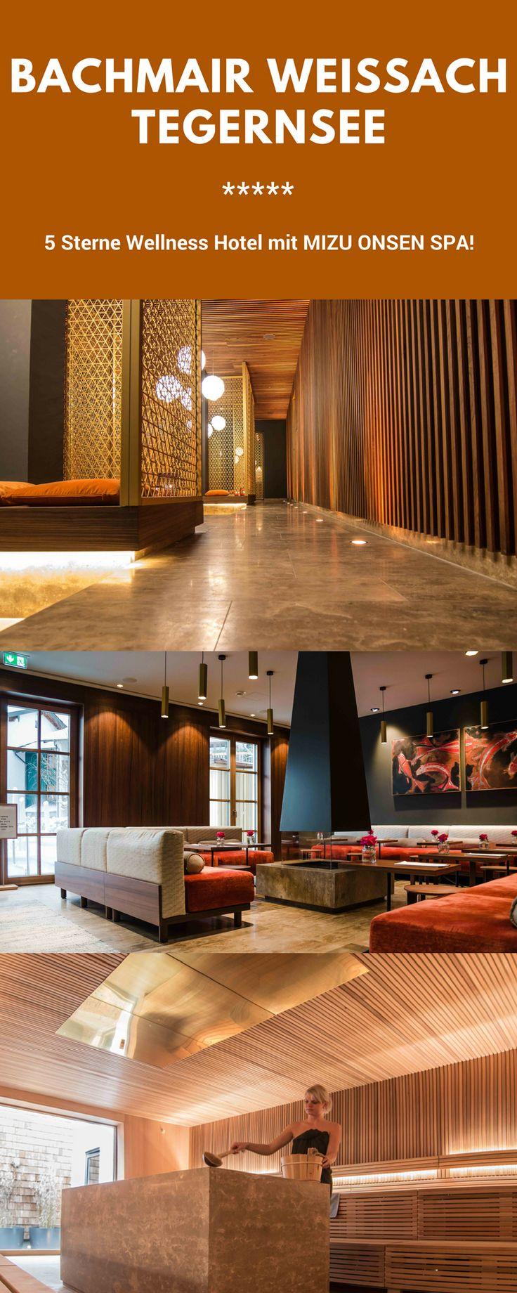 Hotel Review zum Wellnesshotel Bachmair Weissach am Tegernsee. Der neu eröffnete MIZU ONSEN SPA ist in Deutschland einmalig! Lasst euch bei Massagen verwöhnen, empfindet die Japanische Badekultur nach und tut euch etwas gutes. Perfekt zum Detox, Entspannung und als Auszeit zum Valentinstag. Ein guter Tipp sind auch die Restaurants am Tegernsee und im 5 Sterne Hotel Bachmair Weissach. Ausflug, München, Bayern, Wellness, Kurzurlaub. Auch als Yoga Retreat sehr schön und zum Wandern in den…