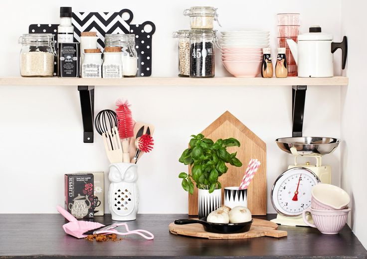 5 vinkkiä: keittiön kaaos kuriin | Meillä kotona