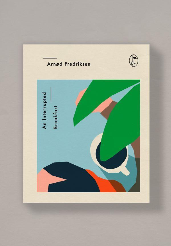 Couverture de roman policier Norvégien par Anna Kövecses - 2013