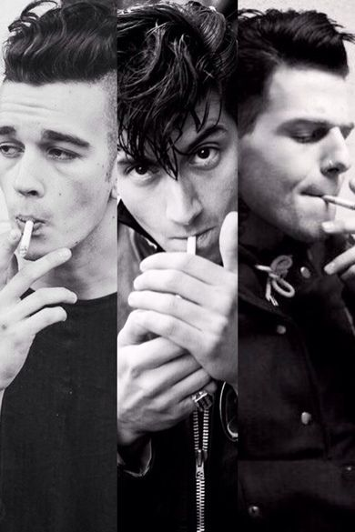 I FANCY THE LEAD SINGERS