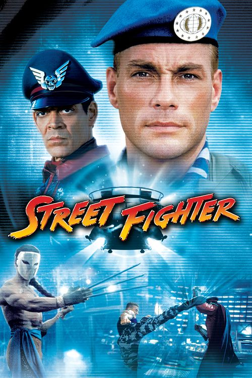 Street Fighter 【 FuII • Movie • Streaming