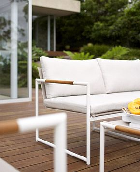Eco Outdoor - Furniture - Lounge + Low Seating - Tully