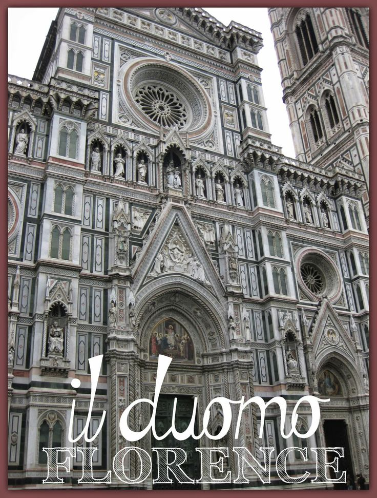 Gaby Around the World: A Day in Florence: Where to Go, What to Eat