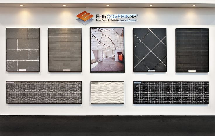 ErthCOVERINGS Booth Exterior at IDS14! Interior Design Show Toronto