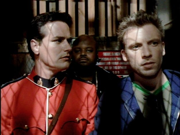 Due South: Ray Kowalski & Benton Fraser | 32 Of TV And Film's Fantasy Male Couples