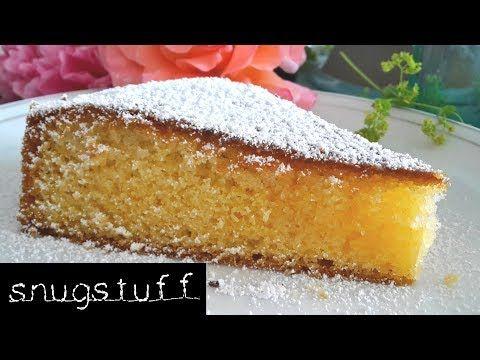 Getränkter Zitronenkuchen , Rezept | Episode 0057 - YouTube