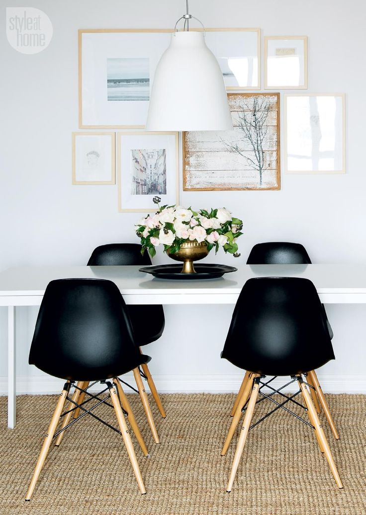 25 best ideas about Black Eames Chair on Pinterest