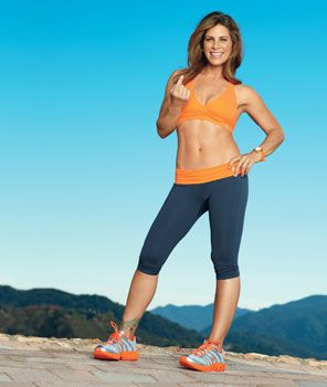 Jillian Michaels 16 min workout. No equipment needed. might die though...