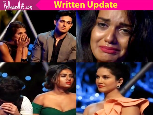 MTV Splitsvilla X Priyank breaks down as Divya gets evicted while Nibby feels cheated! - Bollywood Life #757Live