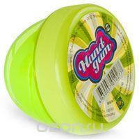 Жвачка для рук Тм HandGum, цвет: салатовый, с запахом лимона, 70 г