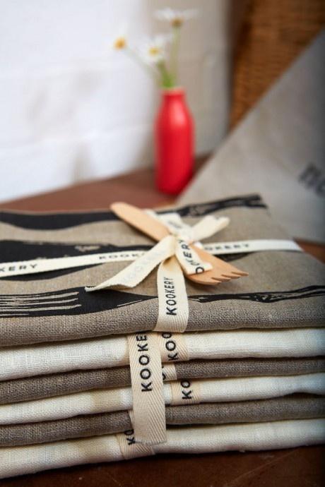 Win A Tea Towel, Tote & Card Set From Kookery!