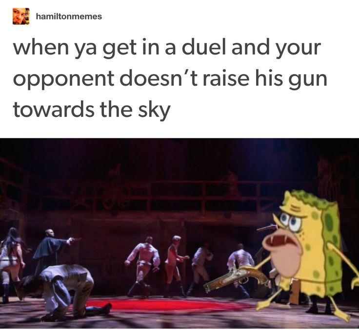 Hamilton Memes. Ouch.