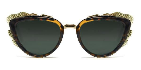Spitfire Proto Punk Tort/Gold/Black Sunglasses