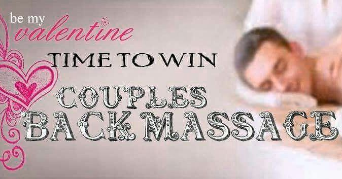 Receive any #treatment in the next two weeks to stand a chance to #win a #couples #backmassage for you and your #lovedone. Phone us now on 0315731700 #durban #rsa #thespaonfairway
