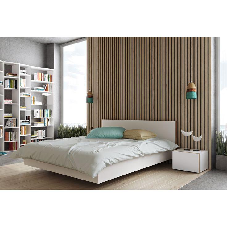 Die besten 25+ Bett weiß 180x200 Ideen auf Pinterest Bett - schlafzimmer set kaufen